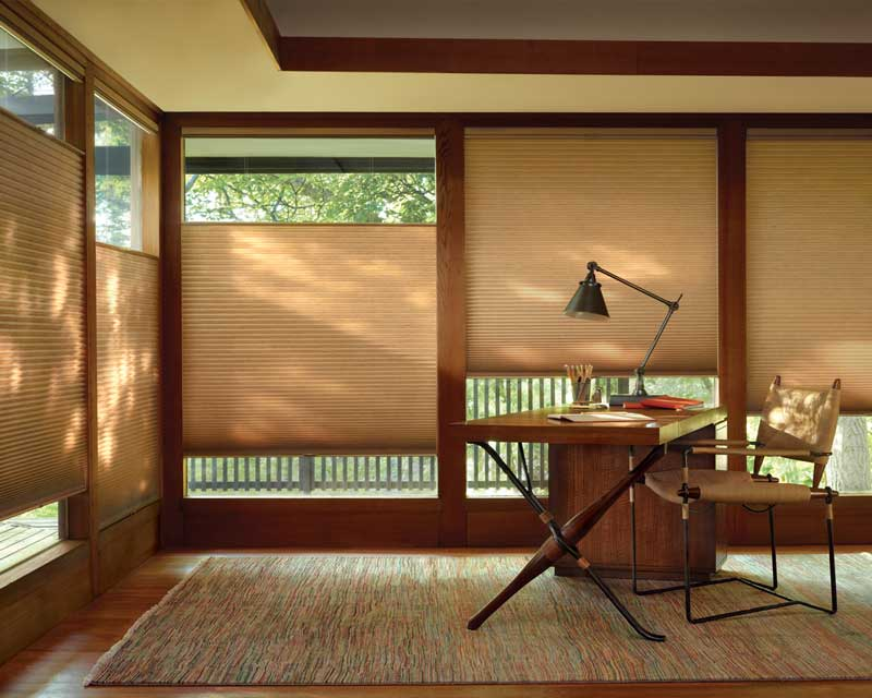 Top Down Bottom Up Shades Chicago Skyline Window Coverings