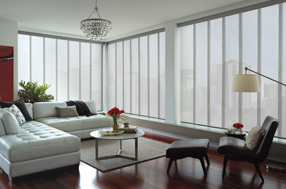 Window Treatments For Large Windows With A View
