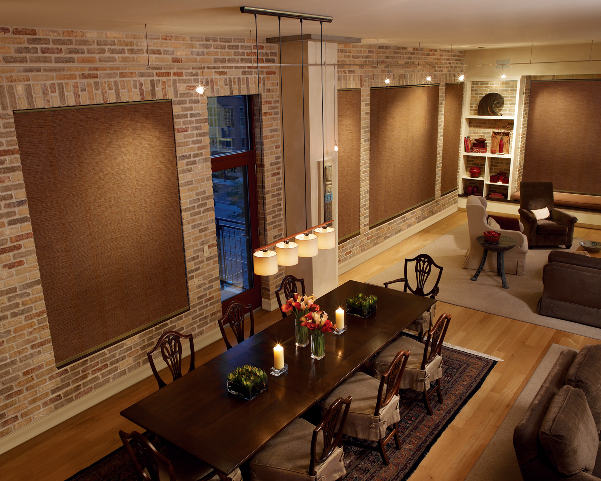 Window Coverings For Large Windows Chicago
