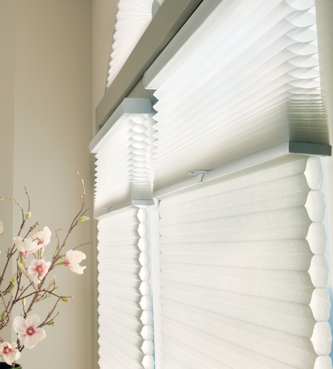 Hunter Douglas Applause Honeycomb Window Shades