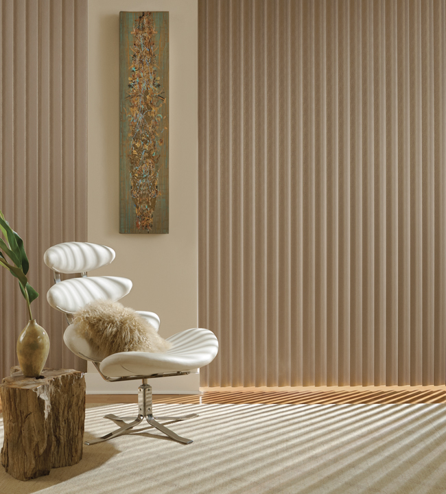 Hunter Douglas Classic Vertical Blinds