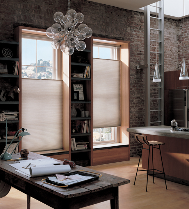 Hunter Douglas Duette Honeycomb Window Shades