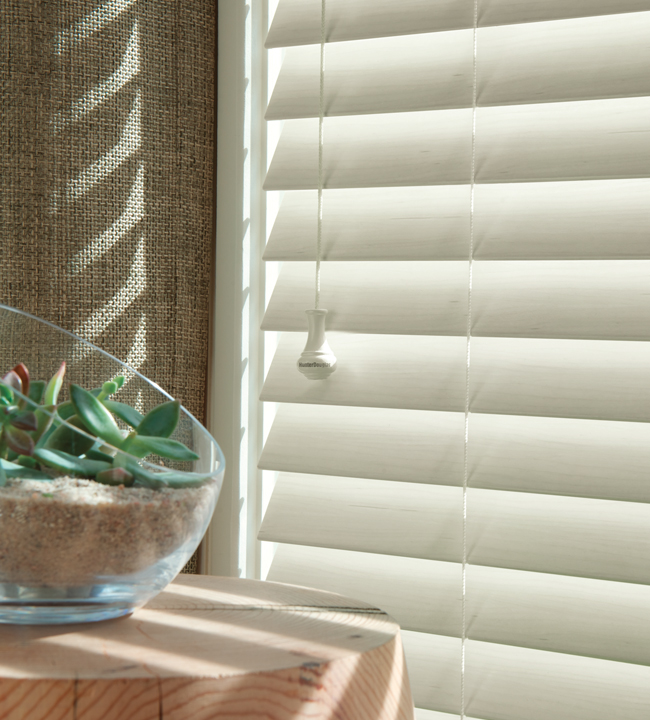 Hunter Douglas Everwood Composite Blinds
