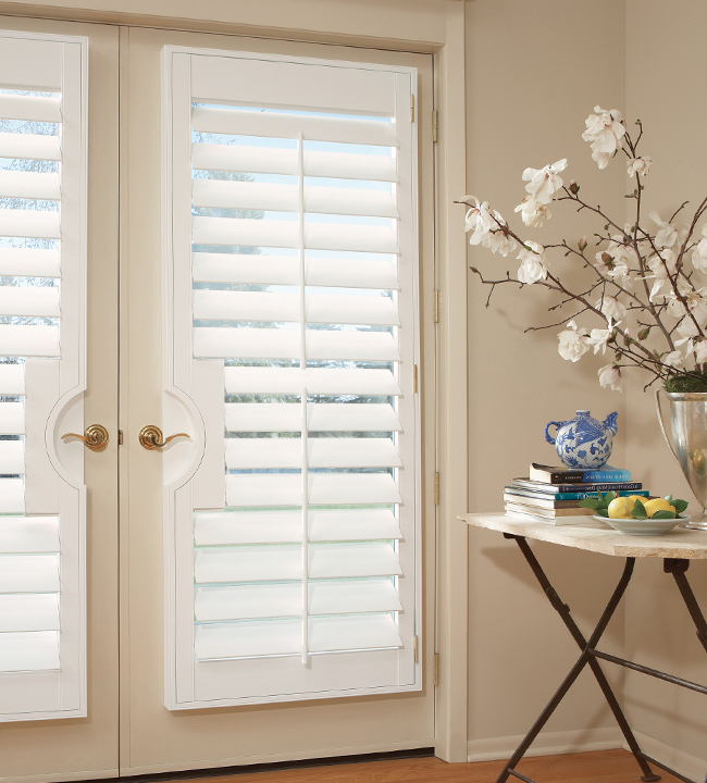 Hunter Douglas NewStyle Composite Shutters