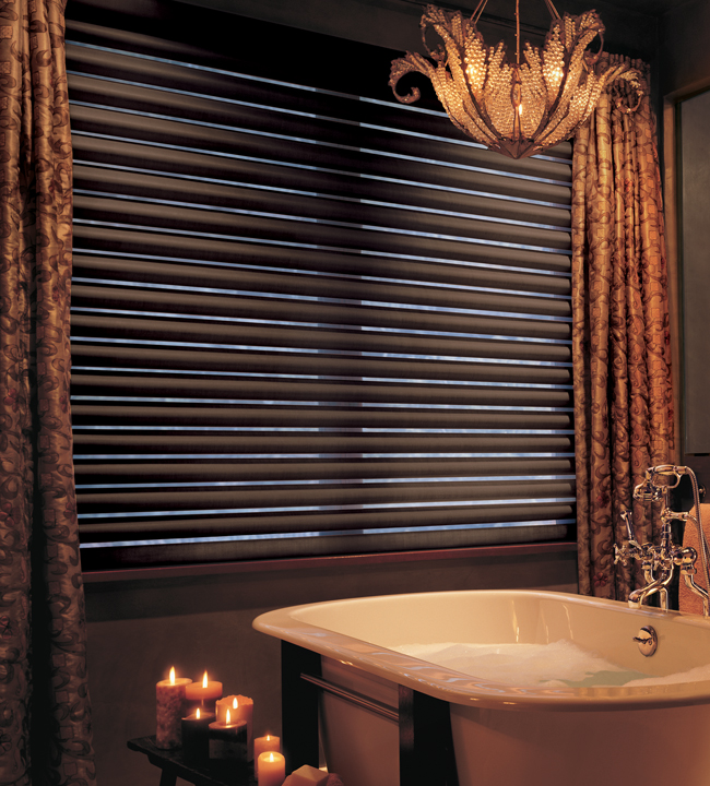Hunter Douglas Blackout Shades Pirouette Shades Chicago 60611