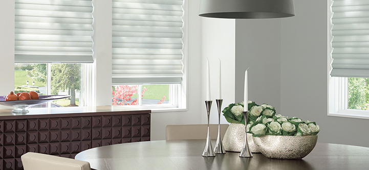 5 Reasons to Love Solera Roman Shades - Skyline Window Coverings