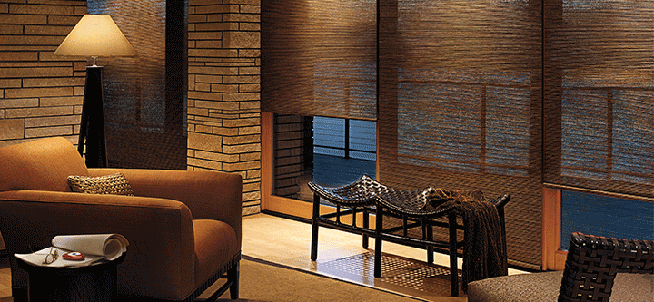 Modern Roller Shades Chicago