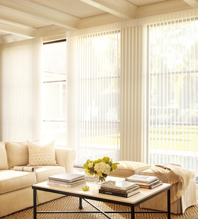 luminette privacy sheers skyline window coverings