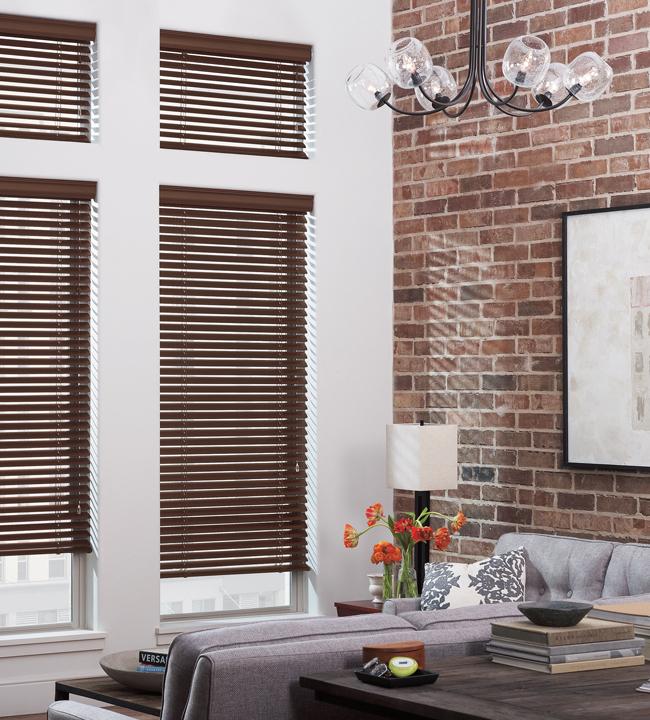 window blinds modern