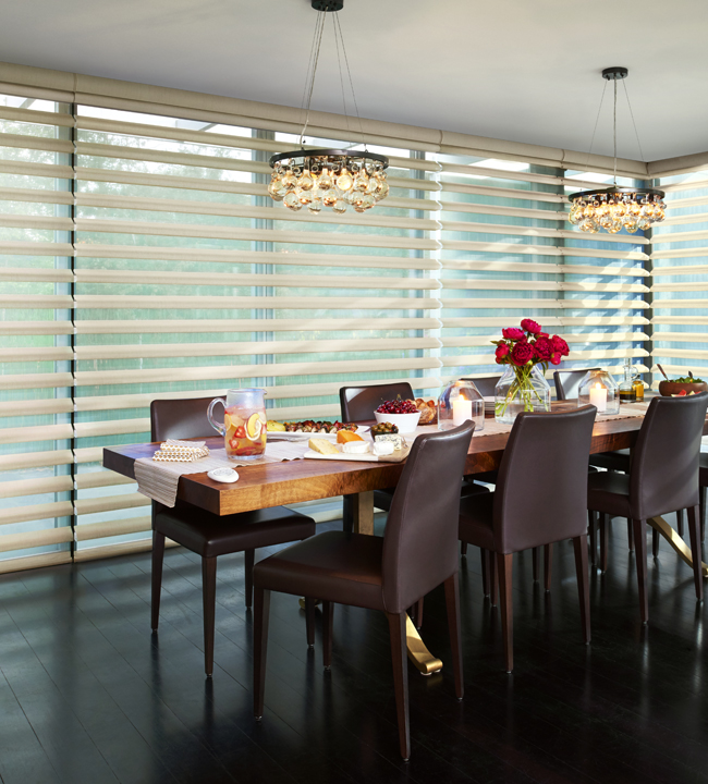 Hunter Douglas pirouette shades Vancouver 98607