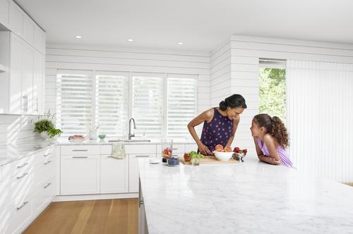 pirouette-shades-white-kitchen-ultraglide-child-safety-by ... on white granite for kitchens, white cabinets for kitchens, white curtains for kitchens, white paint for kitchens, white furniture for kitchens, white ceramic tile for kitchens,