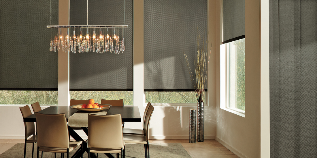 Designer Window Shades window treatments portland | skyline window coverings