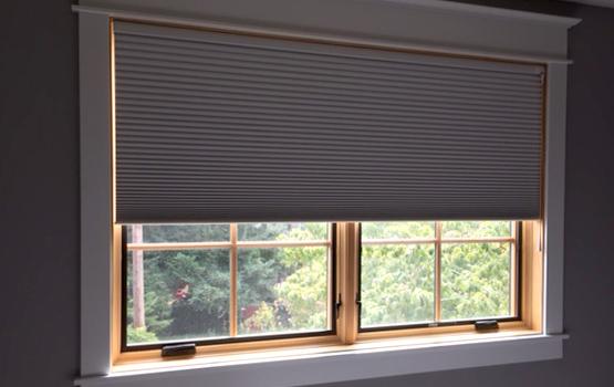 Hunter Douglas blackout shades Skyline Window Coverings window treatments Portland 97201