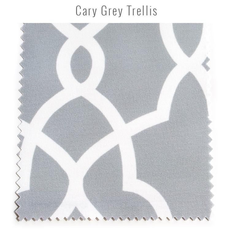 Hunter Douglas fabrics gray trellis Roller Shades Chicago 60657