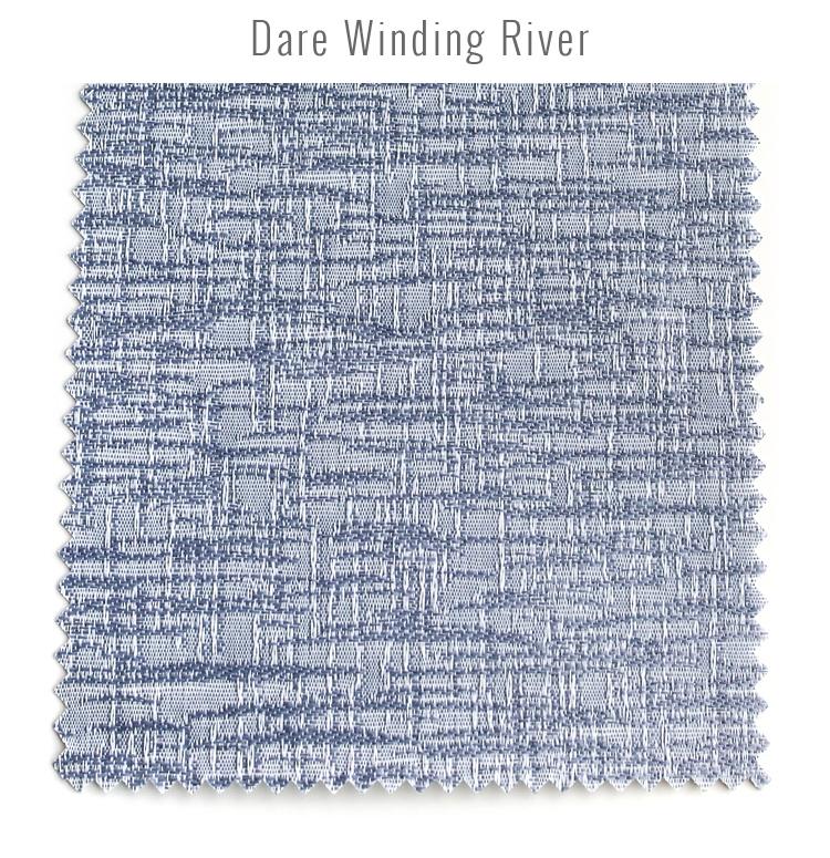 Hunter Douglas fabrics blue texture Roller Shades Naperville 60540