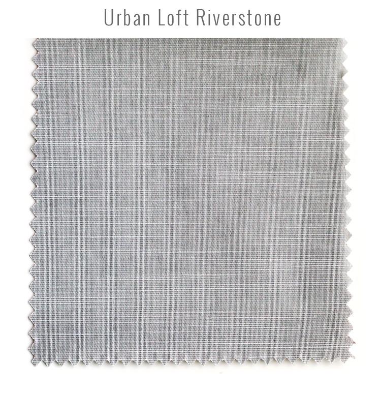 Hunter Douglas fabrics gray urban Roller Shades Chicago 60611