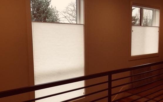 Skyline Window Coverings window treatments Portland top down shades Hunter Douglas Beaverton 97005