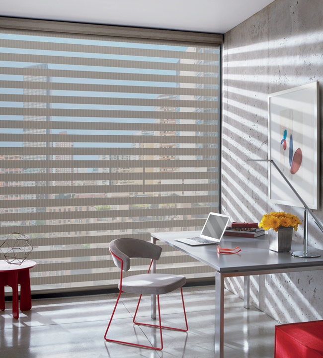 Floor To Ceiling Blinds Shades Hunter Douglas Large Window