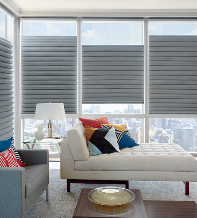 Top Down Bottom Up Shades For Natural Light Privacy