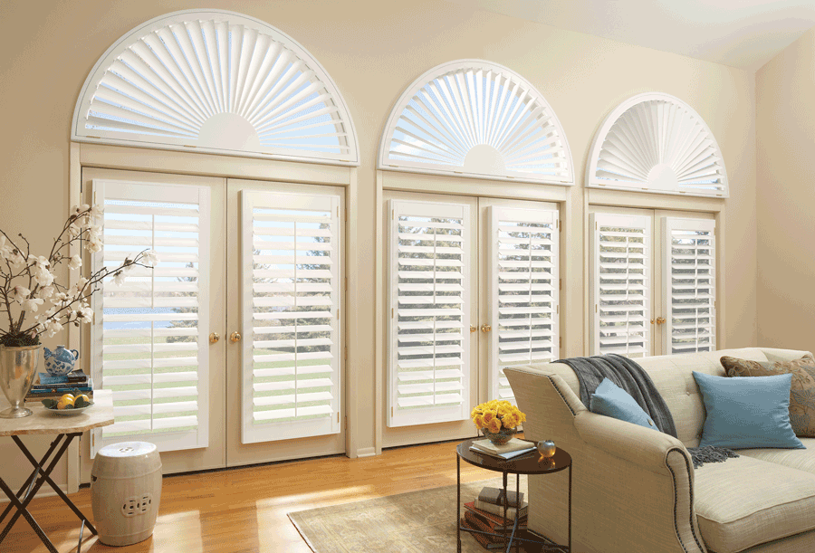 Window Treatments for Arched Windows: Your Choices