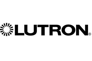 lutron logo for motorized shades