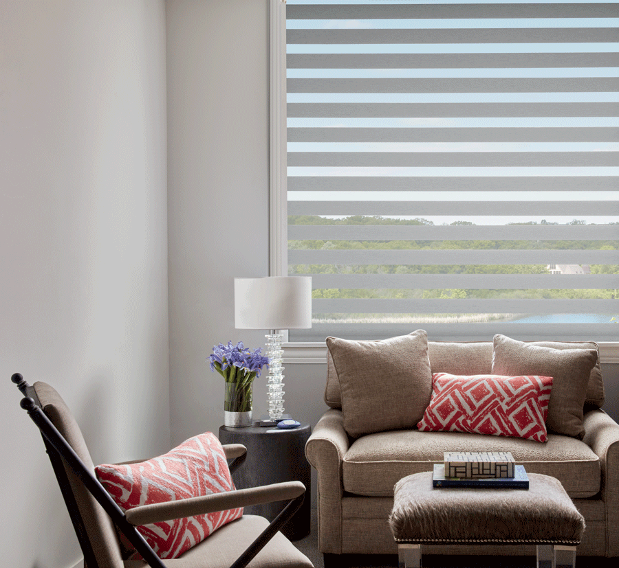 living room layer window treatments skyline window coverings with draperies