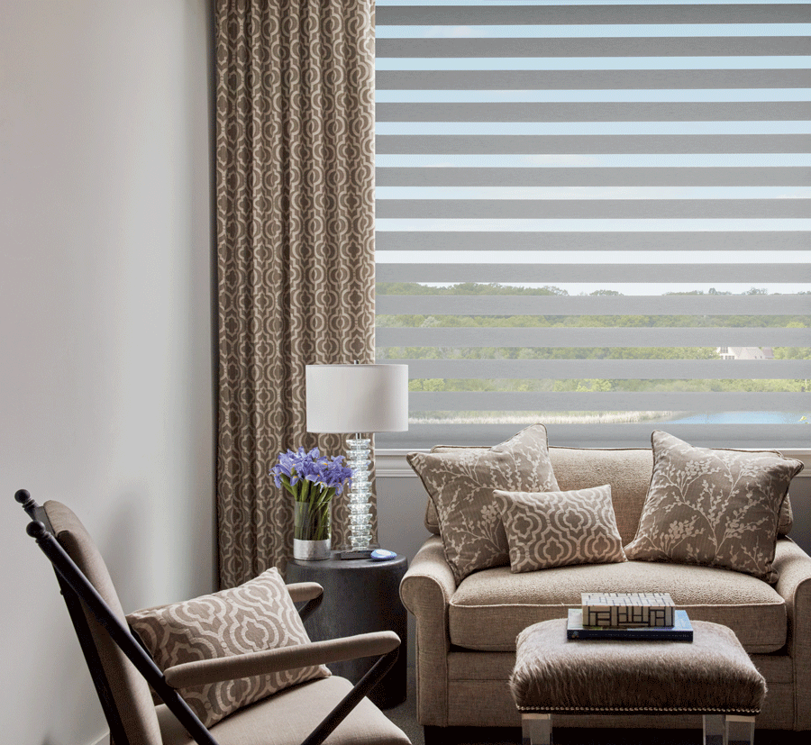 living room layer window treatments portland skyline window coverings with draperies