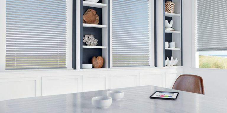 automated shades with smart home integration Chicago 60614