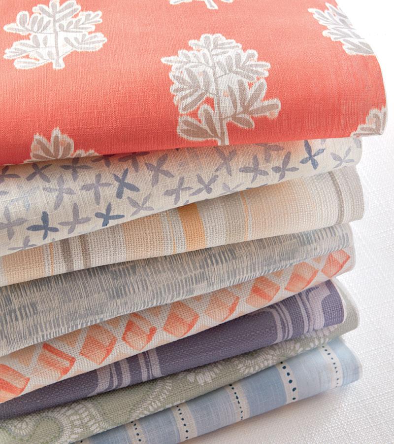 window treatment fabric stacks Chicago 60614