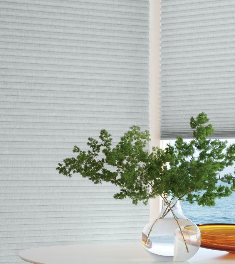 duette honeycomb shades offer energy efficient