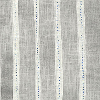 dotted gray fabric swatch for window treatments Naperville IL