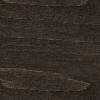 geniune hardwood espresso finish