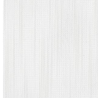 sheer vertical shades fabric sample whisper white