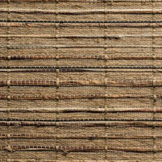 provenance woven wood shade fabric swatch mineral grass Portland OR