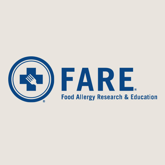 food allergy research and education logo