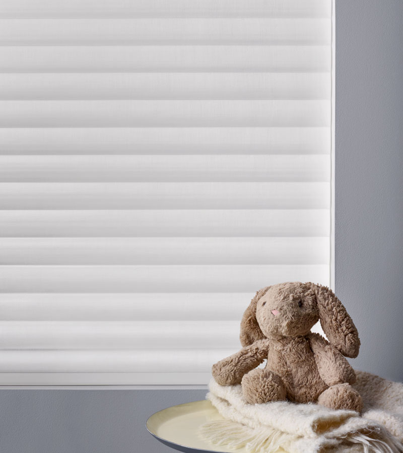 cordless shades for child safety in Chicago 60657