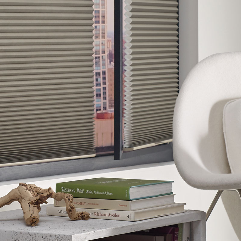 duette cellular shades for tilt turn windows in Chicago IL