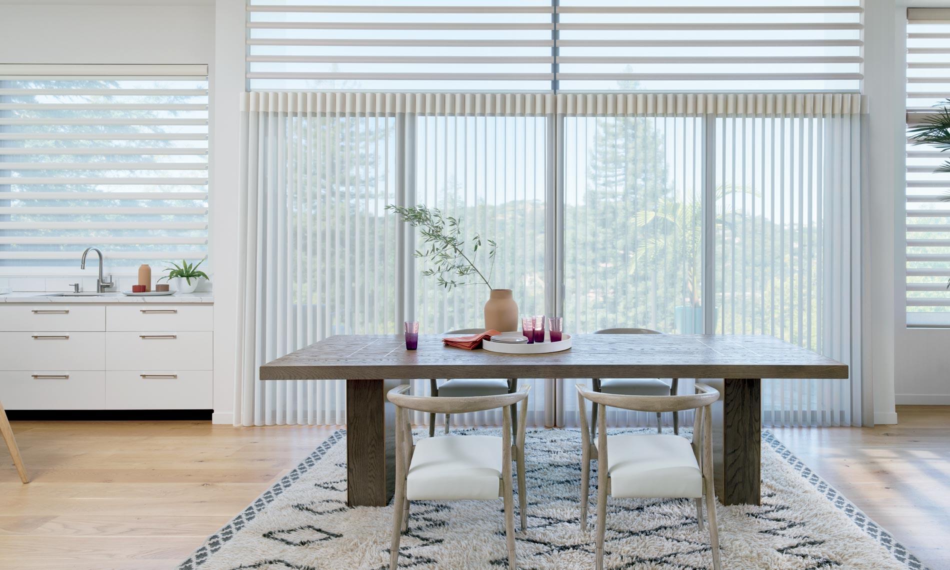 Hunter Douglas Window Treatments Skyline Window Coverings