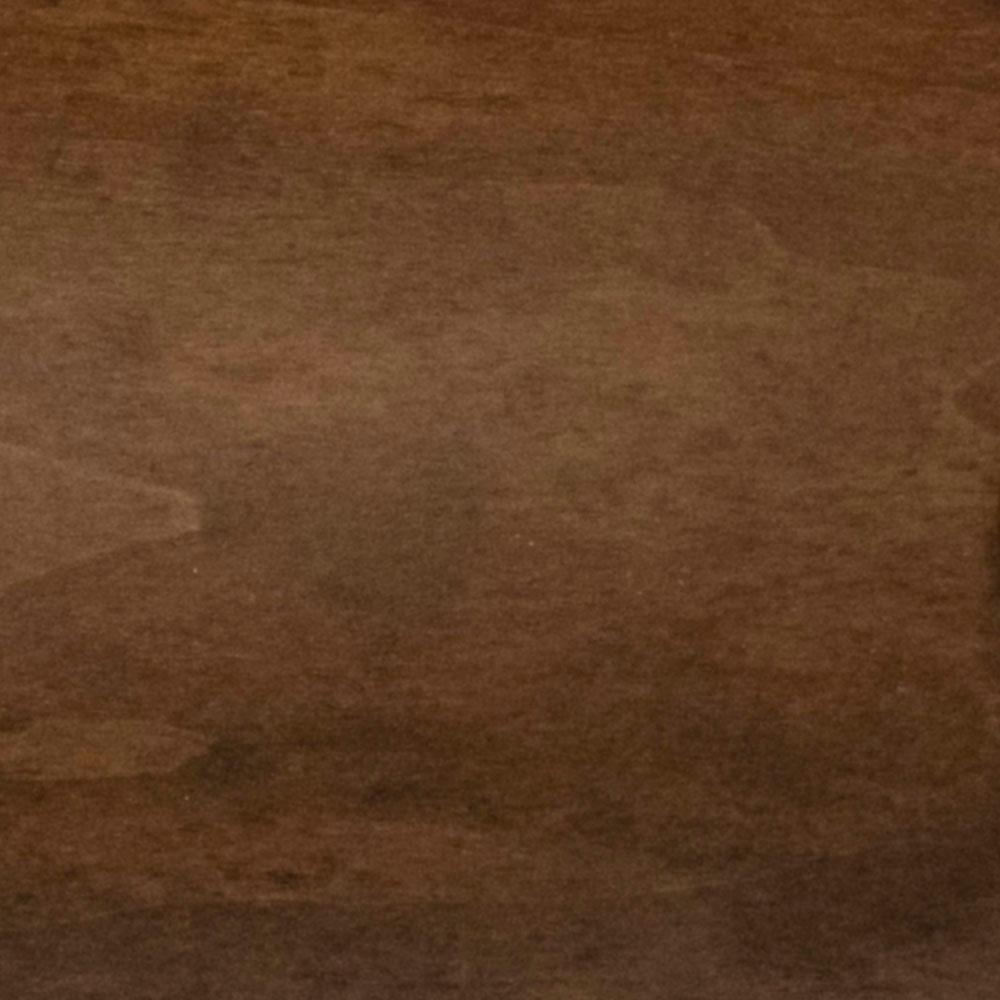 geniune hardwood mission oak finish
