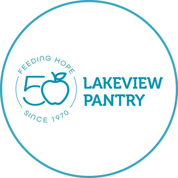 lakeview pantry logo
