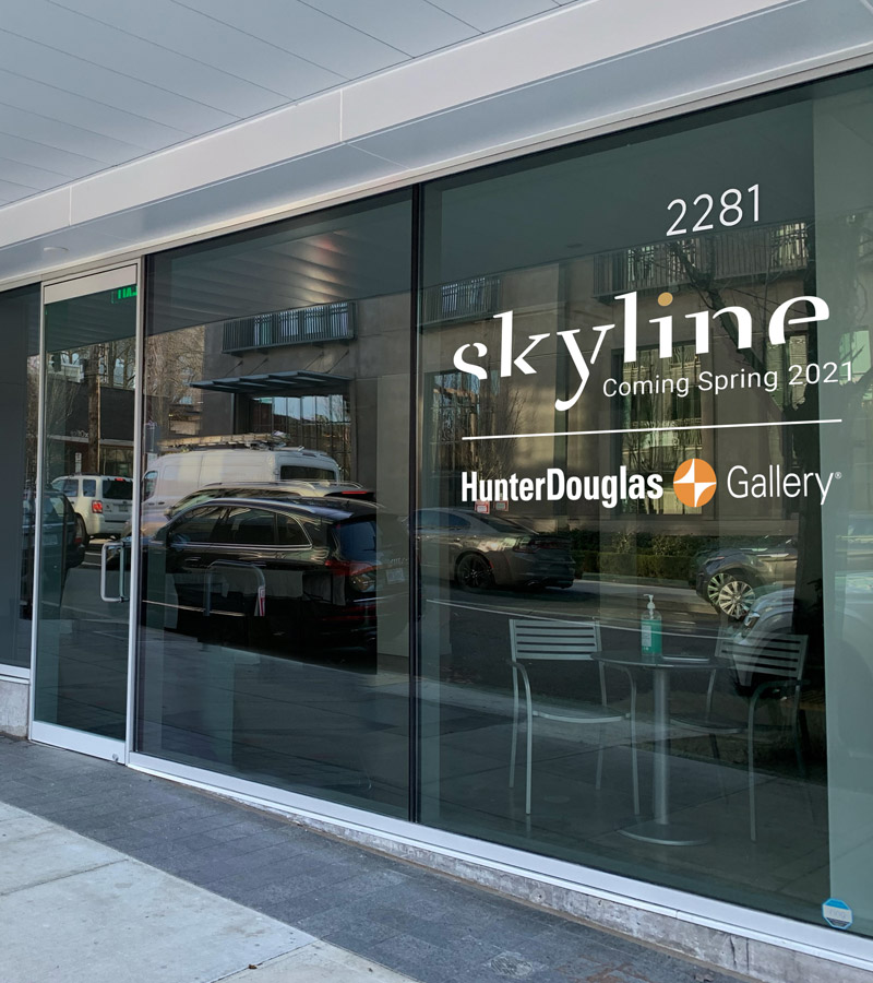 window treatments vancouver skyline showroom coming soon
