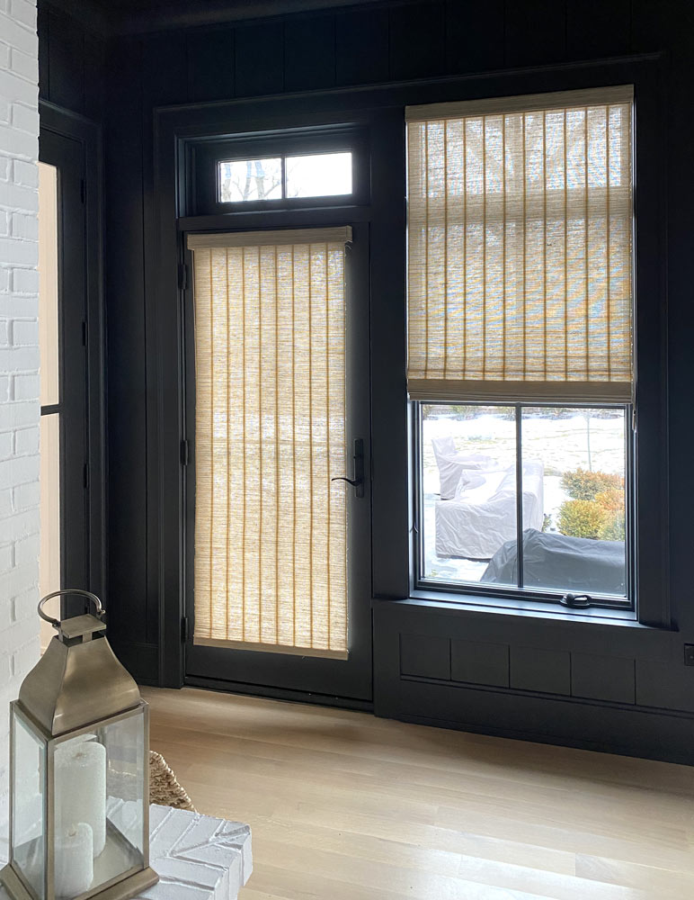 provenance woven wood shades Chicago IL