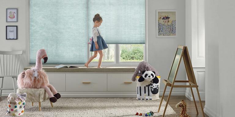 child-safe features for window coverings in Chicago IL homes